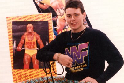 Young Mike Miller Rocking WWF Picture Restores Faith in Humanity