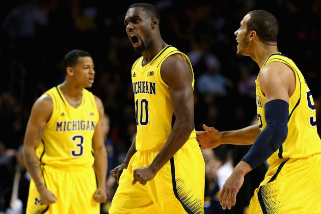 Michigan Basketball: Will Brutal Big Ten Leave No. 1 Ranking Elusive?
