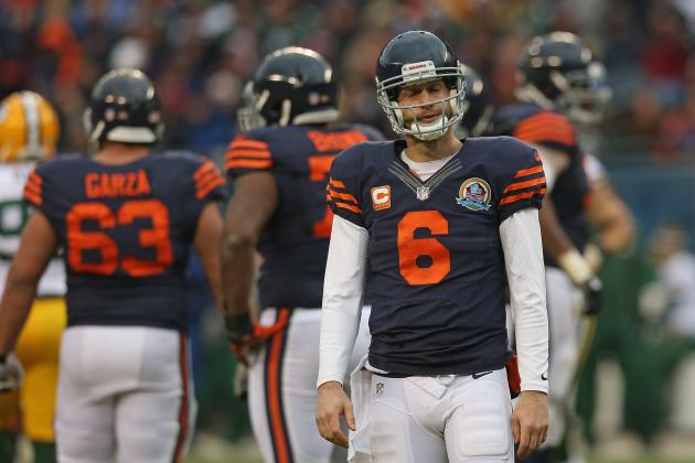 As Long as Jay Cutler Is the QB, Chicago Bears Will Always Underachieve