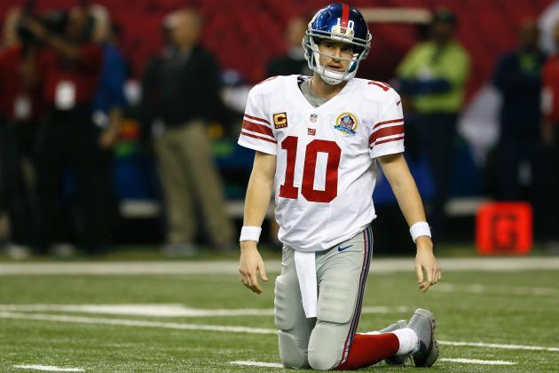 New York Giants Are the Most Maddeningly Inconsistent Team in NFL History