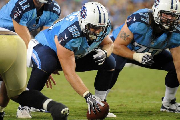 Titans Center Matthews Questionable to Return