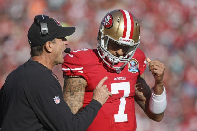 Will Kaepernick and Harbaugh Be the Next Brady and Belichick?