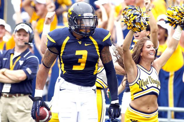 How Stedman Bailey's Decision to Go Pro Impacts West Virginia's 2013 Offense