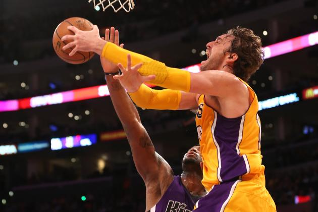 Pau Gasol Could See More Facilitating, Less Scoring When He Returns