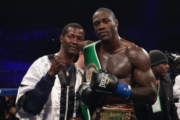 Could Rising Heavyweight Deontay Wilder Beat a Klitschko?