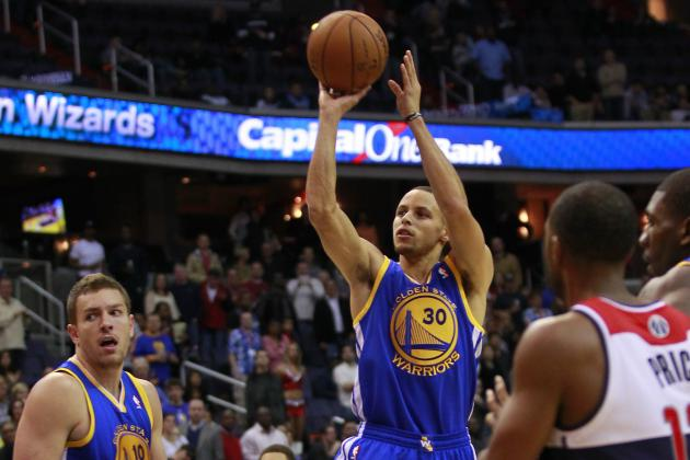 Golden State Warriors' Backcourt May Be Sweetest-Shooting Group Ever