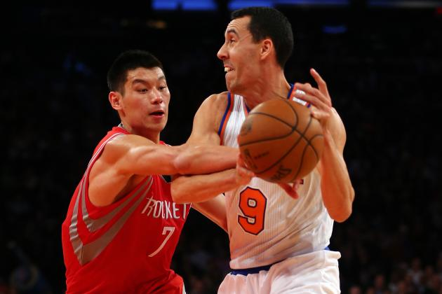 New York Knicks: Winners and Losers from Monday's Loss to the Houston Rockets