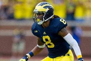 Michigan's J.T. Floyd Offers Apology for Actions, Suspension
