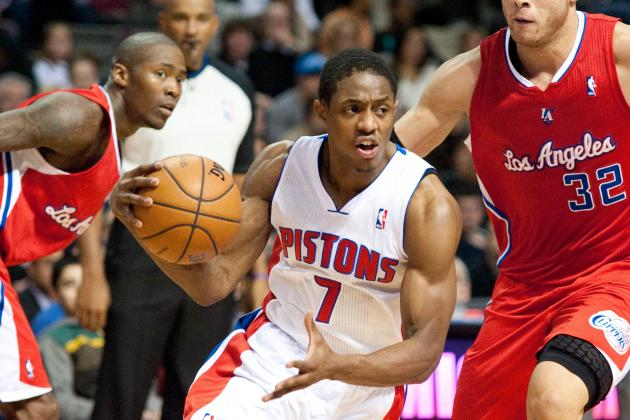 Pistons Drop 5th Straight Game in Loss to Clippers