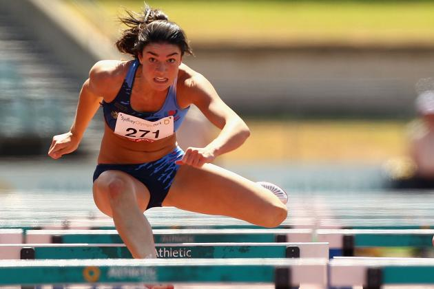 Australian Track Star Michelle Jenneke Continues to Entice