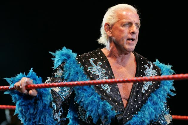 WWE Raw and Slammy Awards: Ric Flair Returns and Is the Episode's Highlight