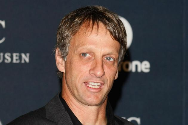 Tony Hawk Takes Skateboarding to the Mainstream
