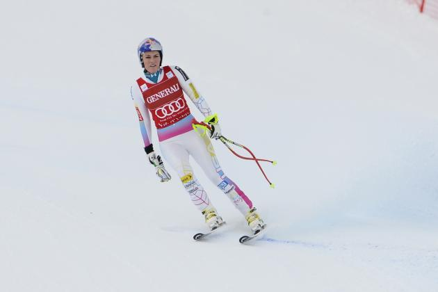 American Olympic Skiers Vonn and Miller Help Popularize Skiing