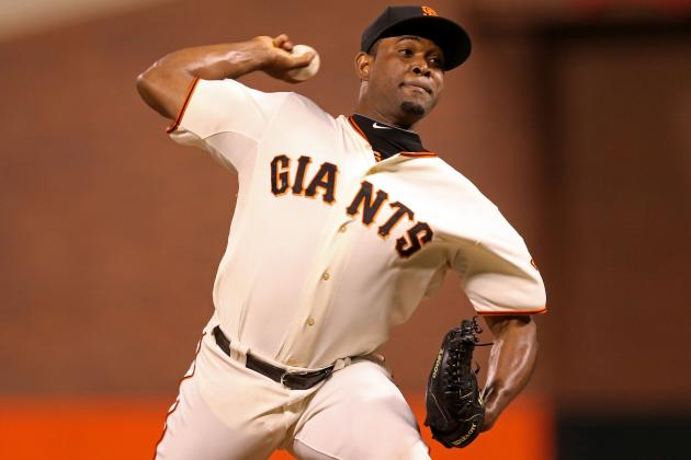 San Francisco Giants Reportedly Re-Sign RP Santiago Casilla