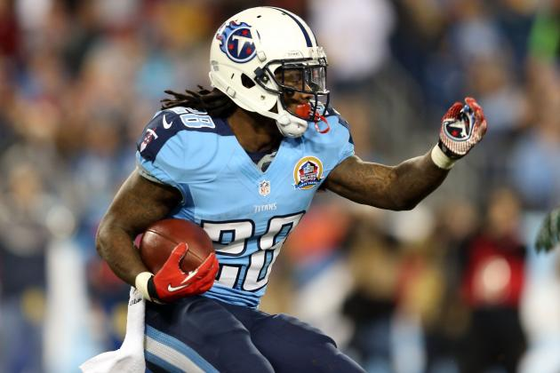 Chris Johnson and the NFL's 5 Best Home-Run Hitters