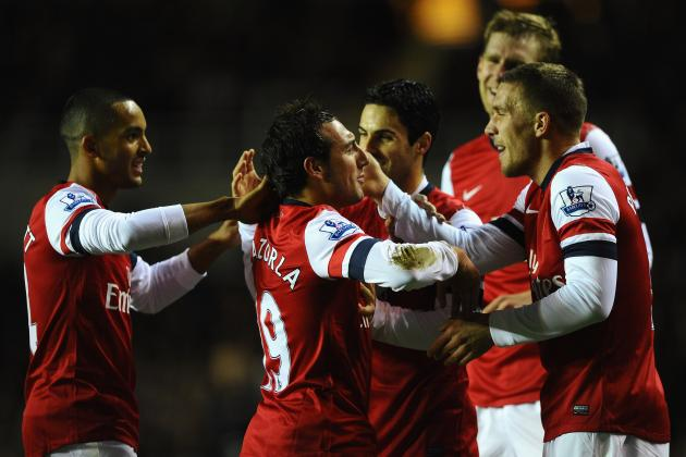 Arsenal Players Finally Take Responsibility at Reading in an Emphatic Win