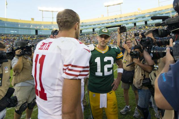 Aaron Rodgers: Alex Smith Needs New Team Where He 'Gets Appreciated'
