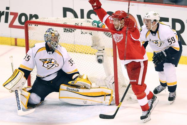 Detroit Red Wings: Why They Would Have Been Tough to Beat in 2012-13