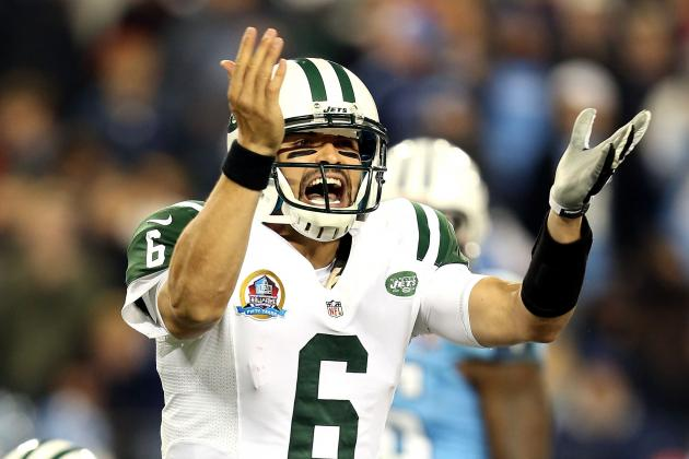 New York Jets: Mark Sanchez and Mike Tannenbaum Must Go