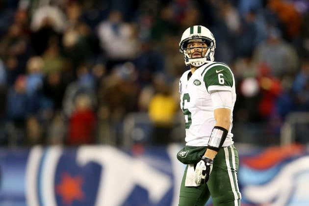 Mark Sanchez: Struggling QB Reaches New Low in Awful Monday Night Performance