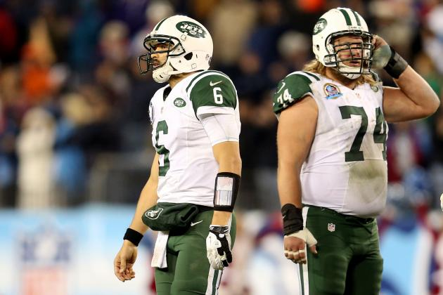 Breaking Down the Stats From an Atrocious Jets-Titans Monday Night Debacle