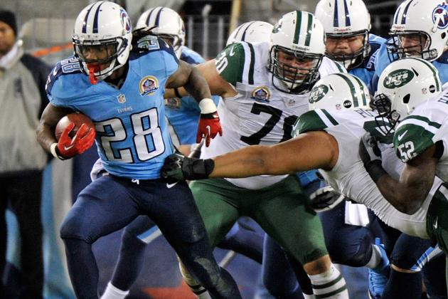 Tennessee Titans Defeat New York Jets 14-10