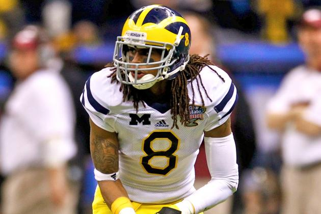 How the Michigan Football Suspensions Affect the Wolverines in Outback Bowl
