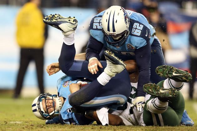 Tennessee Titans Must Blow Up Franchise, Rebuild Team from Scratch