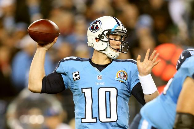 Is Jake Locker Running Out of Time with Tennessee Titans?