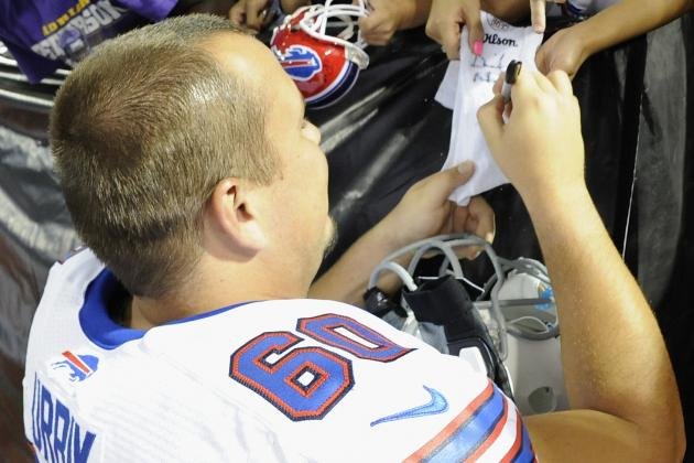 Buffalo Bills Sign Key Contributor Urbik to Four-Year Extension