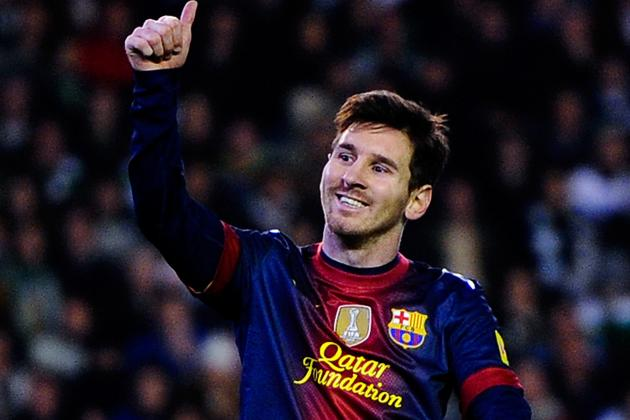 Lionel Messi: Barcelona Star Agrees to New Contract, Will Stay Until 2018