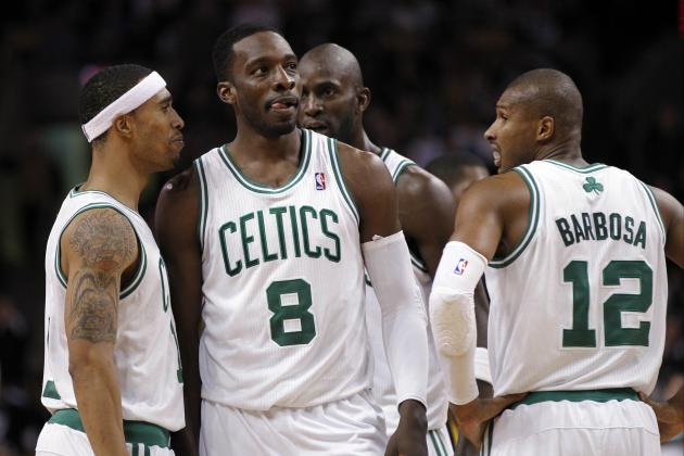 Boston Celtics Are Not as Deep as Advertised
