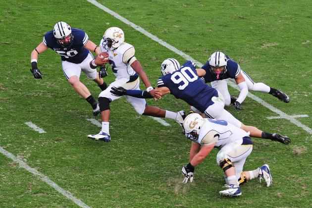 BYU Football: Defense Will Set the Tone for Cougars in Poinsettia Bowl
