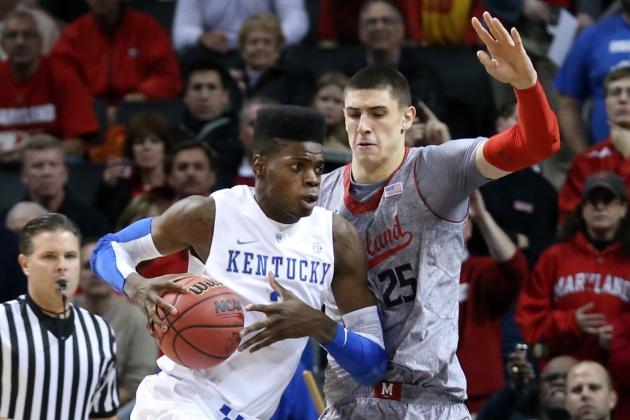 NBA Draft 2013: Latest Big Board and Top 30 Projections for Week of Dec. 18