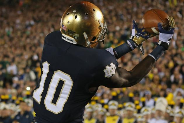 Irish Could Get Third-Leading Receiver Back for BCS Championship