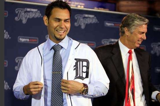 Agent Says Anibal Sanchez Left Money on Table to Be with Tigers