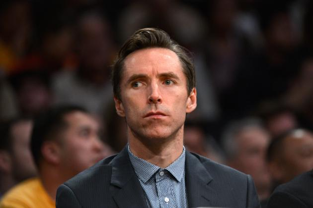 Steve Nash Injury: All Pressure Is on Star PG to Right the Lakers' Ship