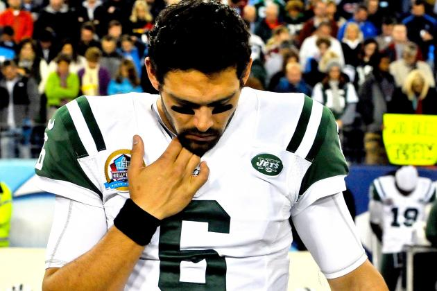 Jets vs. Titans: Why Mark Sanchez Can't Play Another Minute for New York