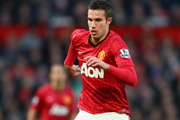 Sir Alex: Robin Van Persie Is Manchester United's New Eric Cantona