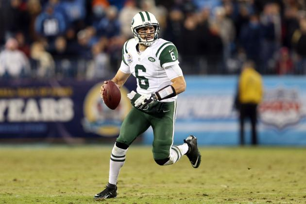Mark Sanchez: Weighing Pros, Cons of New York Jets Holding on to Struggling QB