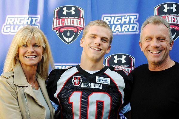 Joe Montana's Son Commits to Tulane