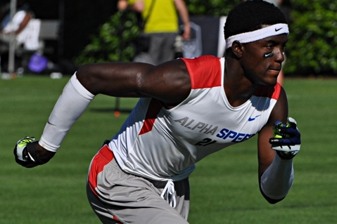 How Visit to Oklahoma Impacts Ole Miss' Chances to Land 5-Star Laquon Treadwell