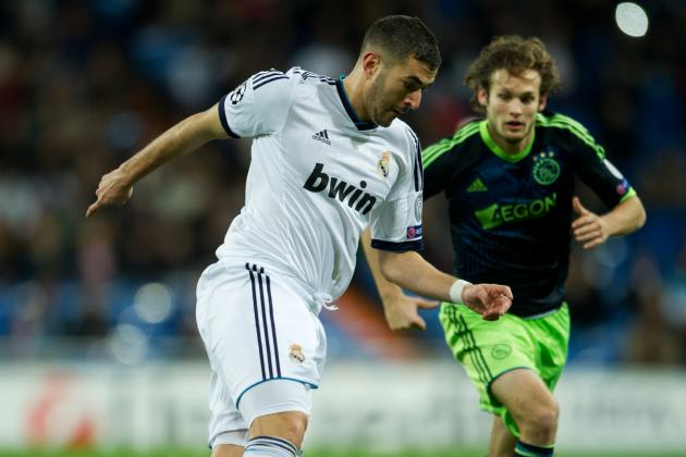 Benzema Committed to Madrid