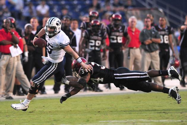 BYU vs. SDSU Is Dream Matchup for Poinsettia Bowl