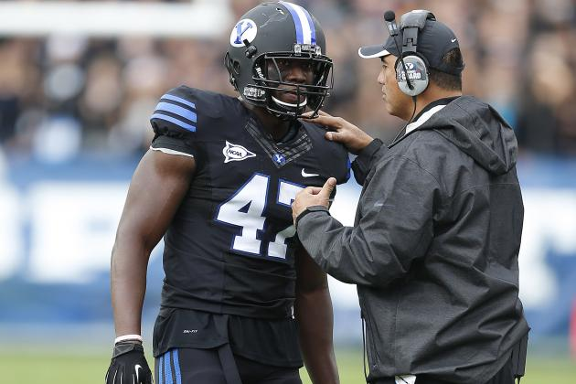 Cougars Helping Ziggy Ansah Deal with Increased Attention