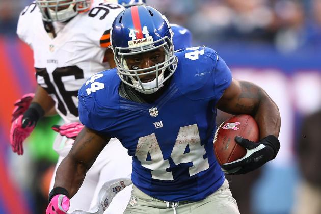 Ahmad Bradshaw Plans to Return Sunday, and More NFC East News