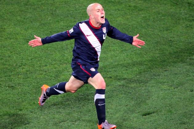 Why Michael Bradley Deserves to Captain the U.S. National Team