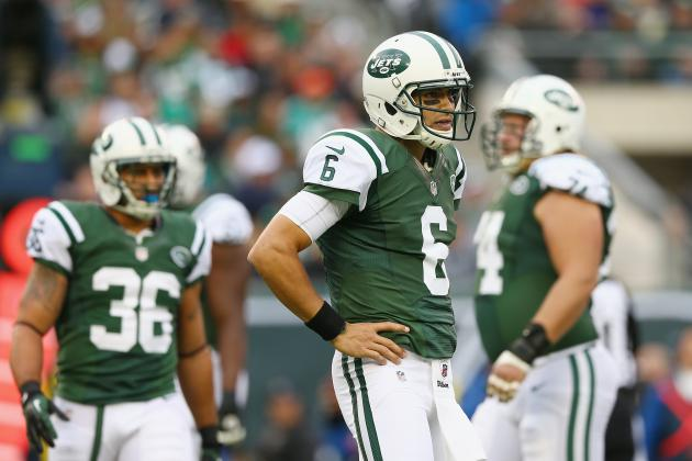 Mark Sanchez Reportedly Benched by Rex Ryan and New York Jets for Week 16
