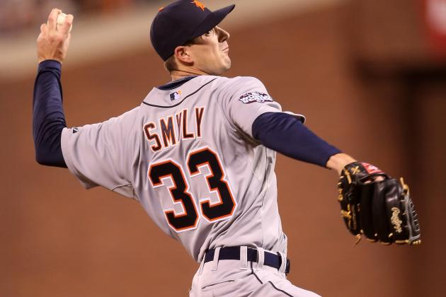 The Tigers Are Taking Calls on Drew Smyly, Rick Porcello