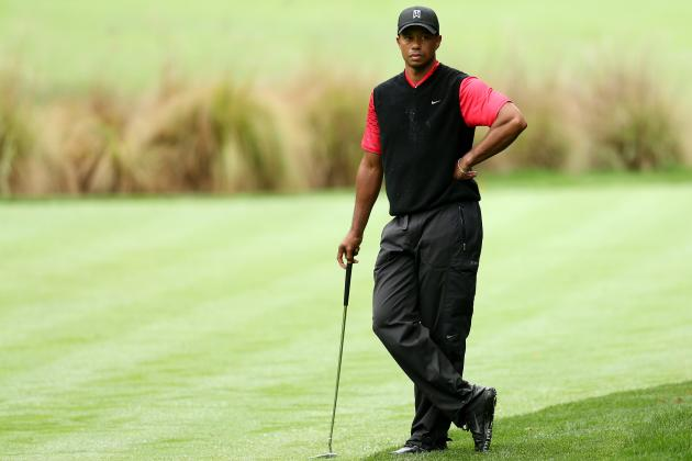 Tiger 'An Emotional Wreck'